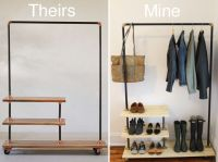 25+ best Clothing racks ideas on Pinterest