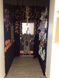 Haunted House Preschool Door Decoration! | Classroom Door ...