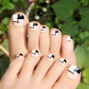 ideas toe nail art