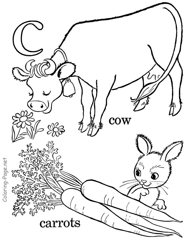 1000+ ideas about Alphabet Coloring Pages on Pinterest