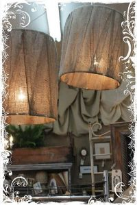 Best 25+ Burlap lamp shades ideas only on Pinterest | Redo ...