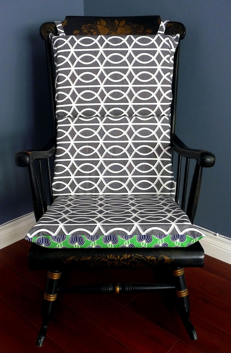 Rocking Chair Cushion Patterns  WoodWorking Projects  Plans