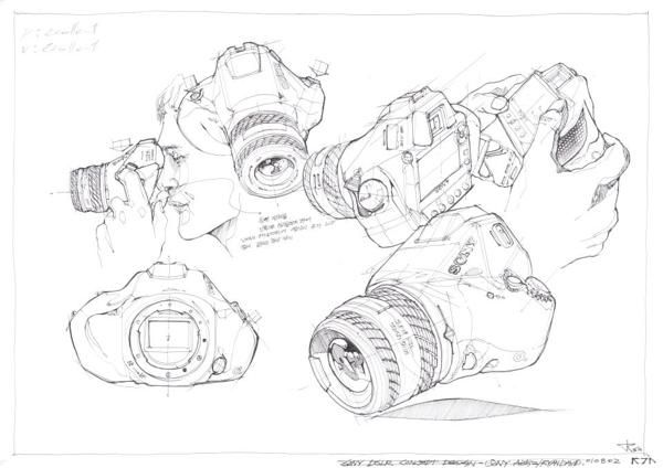 17 Best images about Photographic Cameras Sketches on