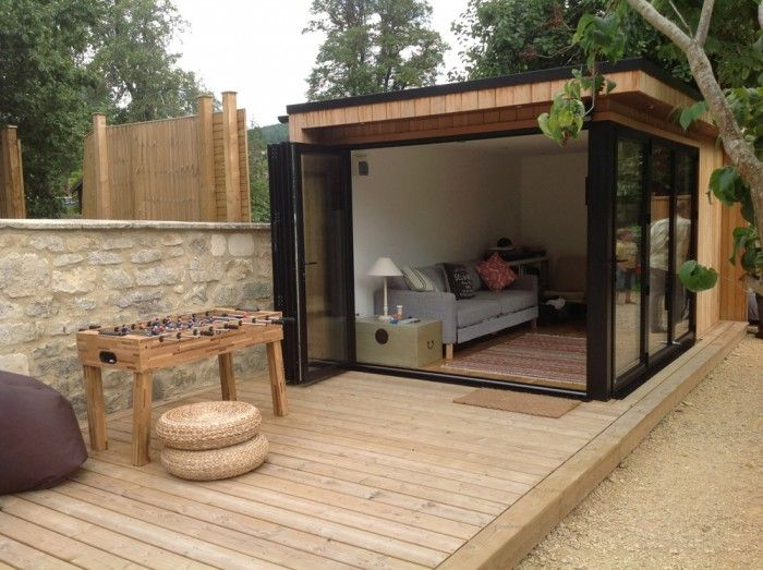 25 Best Ideas About Contemporary Garden Rooms On Pinterest