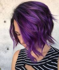 25+ best Permanent Purple Hair Dye ideas on Pinterest