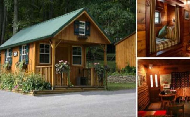 Build A Tiny Home For 10 000 In 10 Days Little Cottage