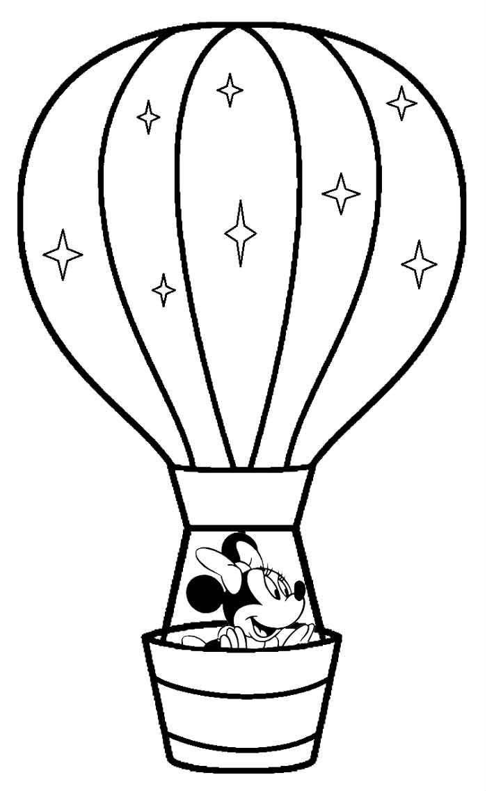 1000+ images about Hot Air Balloons Coloring Pages on