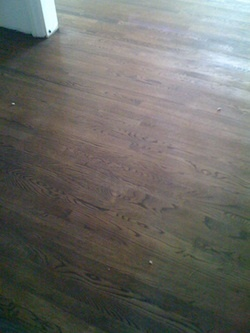 paint options for living room colders furniture dura seal coffee brown stain | the home pinterest ...