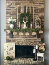 1000+ ideas about White Mantel on Pinterest