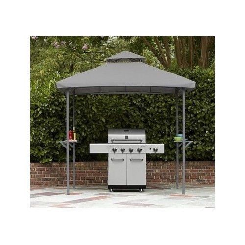Backyard Grill Gazebo BBQ Patio Shade Cover Canopy