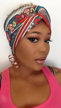 1000+ ideas about African Head Wraps on Pinterest ...