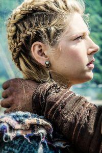 Lagertha's Braids | Blonde Hair and Braids | Pinterest ...