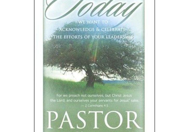 Handmade Cards Ideas For A Pastor