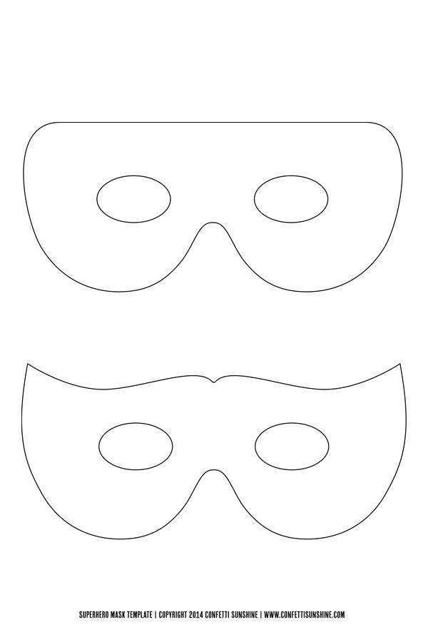 The 25+ best Mask template ideas on Pinterest