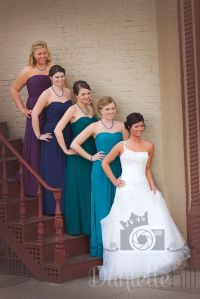 1000+ ideas about Peacock Bridesmaid Dresses on Pinterest ...