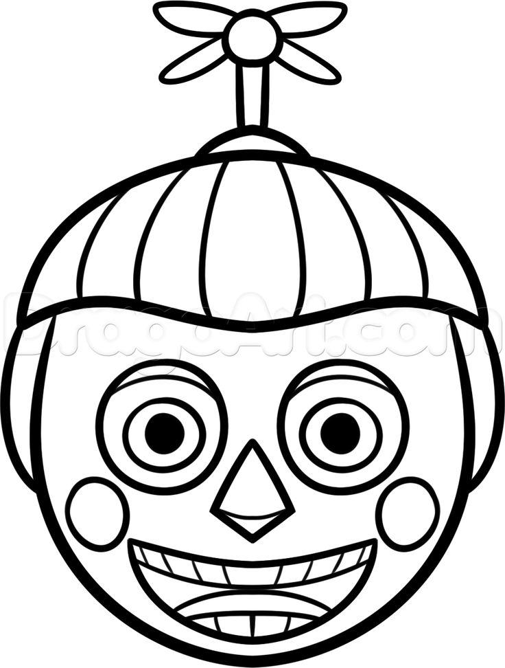 Dibujos Para Pintar De 5 Noches Con Freddy Auto Electrical