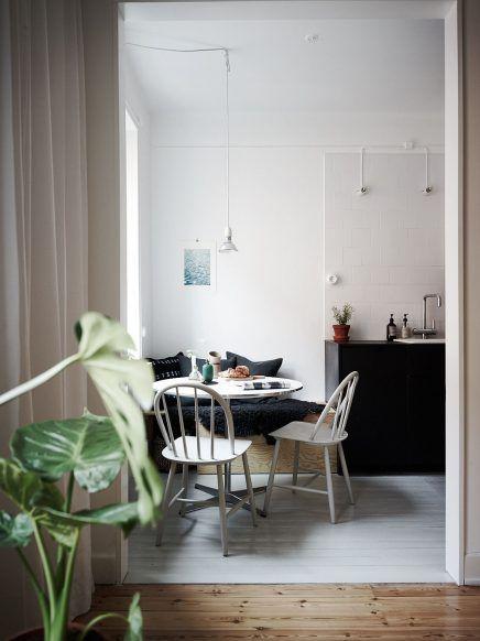 1000 ideen over Kleine Eetkamer op Pinterest  Kleine