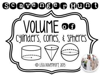25+ best ideas about Cylinder volume formula on Pinterest