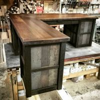 Best 25+ Industrial desk ideas on Pinterest | Industrial ...