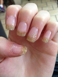 20 Pretty Prom Nail Designs Tutorials | Nail Design Ideaz