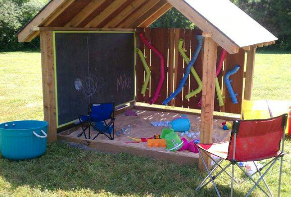 Today I browsed Pinterest to find some fun outdoor summer activities for the kids! These are out-of-the-bo