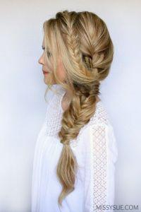 1000+ ideas about Braided Hair Tutorials on Pinterest ...