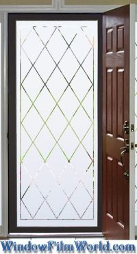 17 Best images about Decorative Static Cling Window Film ...