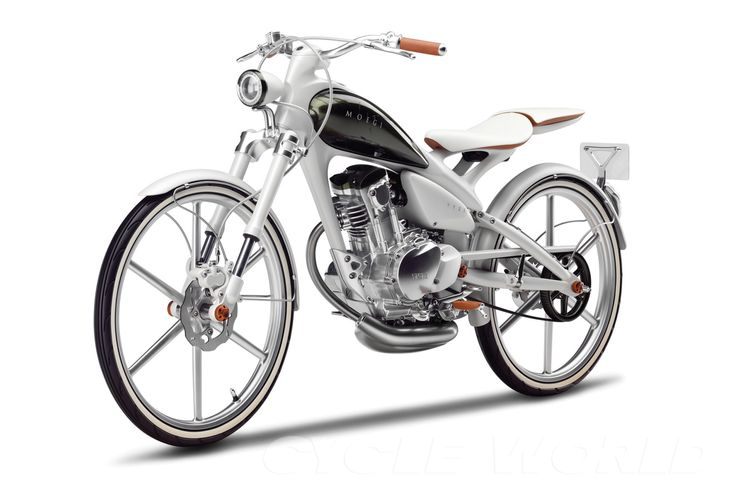 Yamaha Y125 Moegi- 125cc Fuel-Injected Single-Cylinder