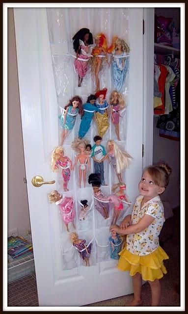 1000 ideas about Barbie Organization on Pinterest