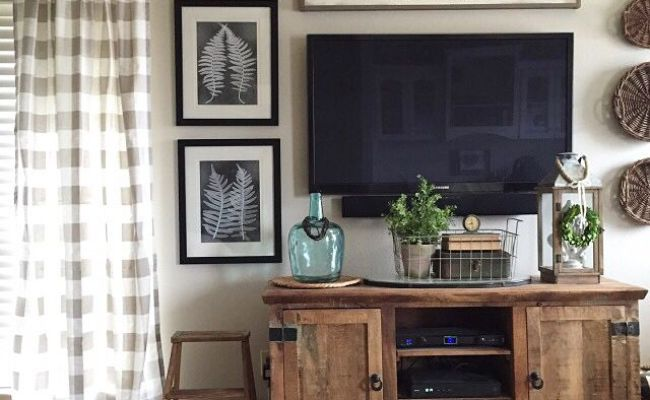 25 Best Ideas About Decorate Around Tv On Pinterest