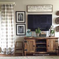 25+ best ideas about Decorating around tv on Pinterest ...