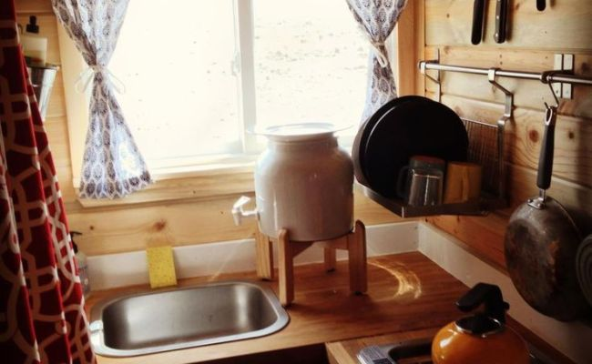 173 Best Images About Tiny House Kitchen Ideas On