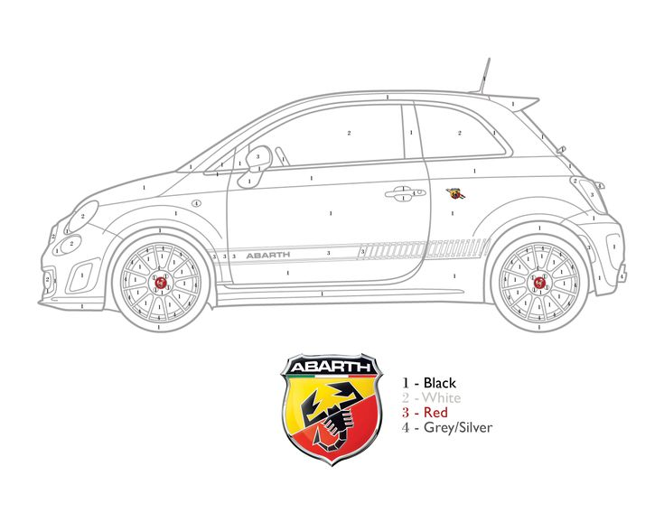 138 best images about Fiat Abarth on Pinterest