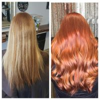 Copper Penny Hair Color | copper hair color pictures dark ...