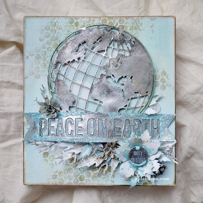 1000 Images About Christmas On Pinterest Tim Holtz