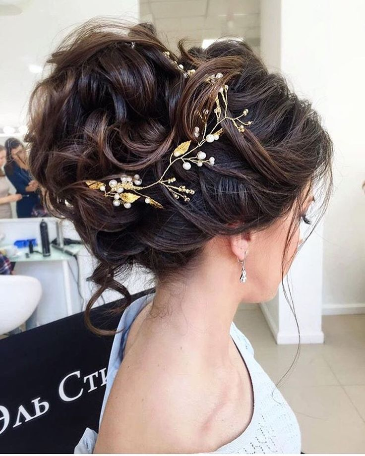 25 Best Ideas About Messy Wedding Updo On Pinterest Messy Updo