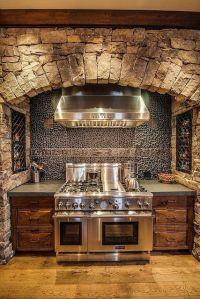214 best images about Kitchen: Range Hoods/Mantels/Arches ...