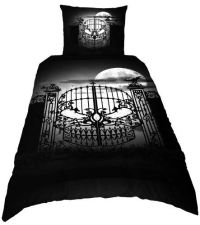 78+ images about Gothic Bedding And More on Pinterest ...