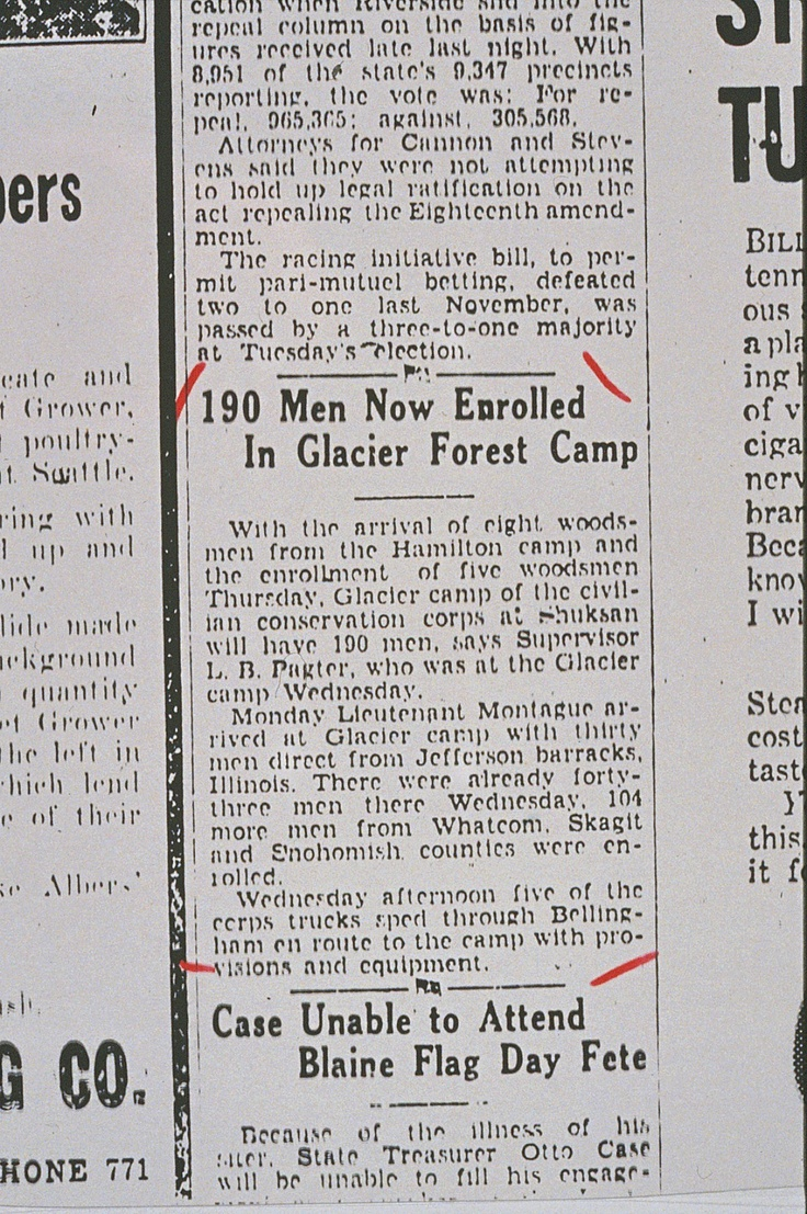 17 Best images about CCC Camps Around the USA on Pinterest