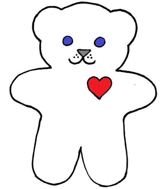 1000+ ideas about Teddy Bear Sewing Pattern on Pinterest