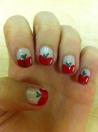17 Best ideas about Fruit Nail Designs on Pinterest ...