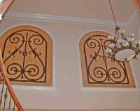 Top 25 ideas about Wrought Iron Wall Art on Pinterest ...