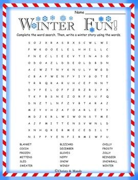 1000 Images About Word Search On Pinterest Groundhog