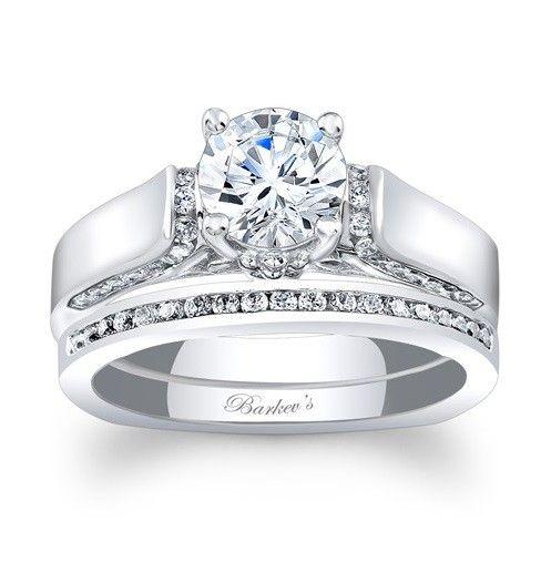 17 Best Ideas About White Gold Diamonds On Pinterest