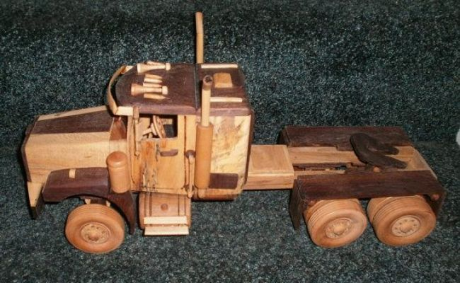 60 Best Images About Wooden Cars And Trucks On Pinterest