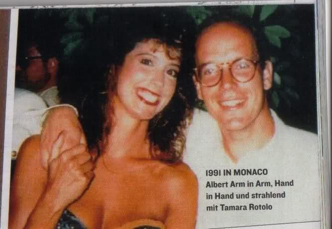 Jazmin Grace Grimaldis Parents Prince Albert And Tamara
