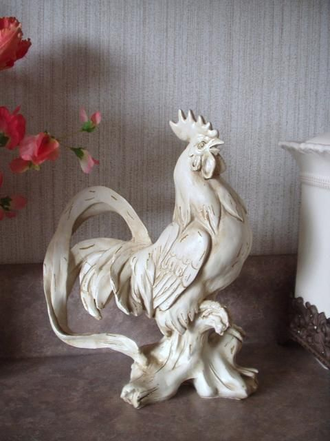 17 Best ideas about Rooster Decor on Pinterest  Rooster kitchen Chicken kitchen decor and