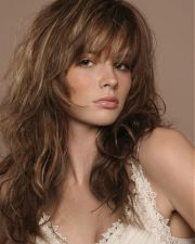 shaggy hairstyles women