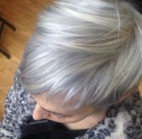 Wella Silver Hair Toner