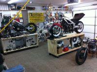 Motorcycle Storage: Motorcycle Storage Garage Lift